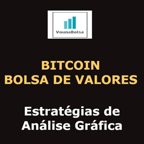 Estratégias de Análise gráfica na Bolsa de Valores e no BITCOIN